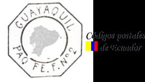 Códigos postales de Ecuador