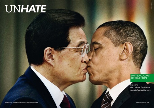 UNHATE Presidente de China - Presidente de USA