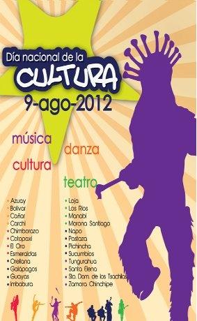 Dia Nacional de la Cultura