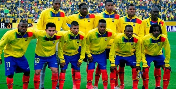 Selección de Futbol Ecuador