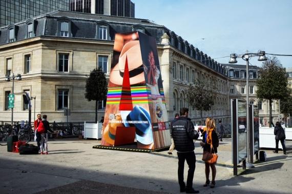 Campaña Turismo Ecuador 2014 Paris Francia #allyouneedisEcuador