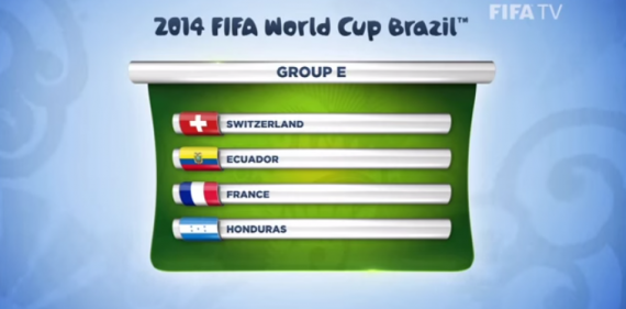 Seleccion de Futbol de Ecuador  - Mundial 2014