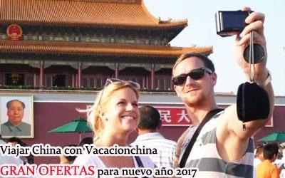 Viajar China 2017 con Vacacionchina.com